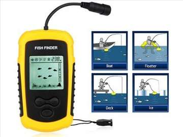 Sonar za ribu - Fish Finder