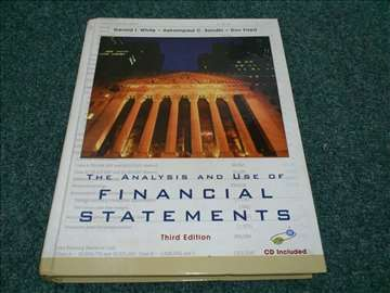 The Analysis and Use of Financial Statements, 3rd