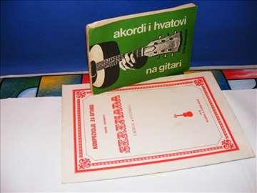 Žarko Vukosavljević - Akordi i hvatovi na gitari