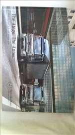 Prospekt Mercedes Atego i Antos,A 4 format