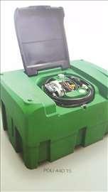 AKCIJA! Mobilni rezervoar za gorivo POLI440 - 870e