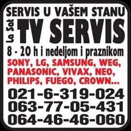 Popravke TV Servis La Sat Novi Sad