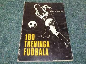 100 treninga fudbala - Voja Rajnović