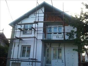 Molersko-fasaderski radovi Smederevo