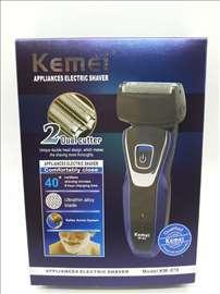 Punjivi aparat za brijanje Kemei KM-878
