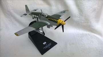 Avion North American P-51B Mustang,1:72,1944