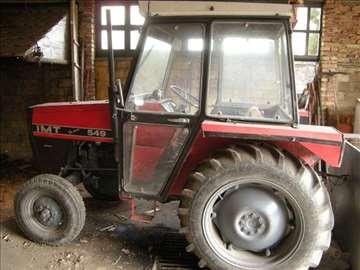 IMT 549 plus radne mašine