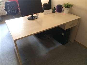 Kancelarijski sto, povoljno