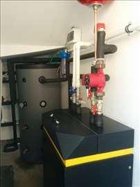Toplotne pumpe ecoBOX (voda-voda)