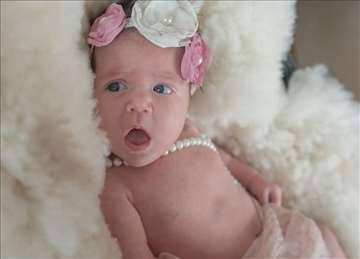 Fotografisanje beba, rođendana i krštenja