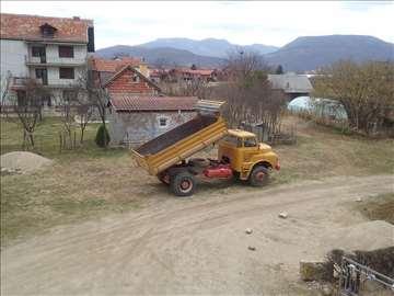 Pesak, šljunak i ostali materijali (Dragan-Banjac)