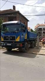 Usluge dovoza i odvoza