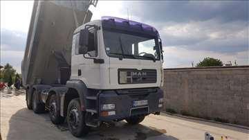 Usluge prevoza građevinskog materijala