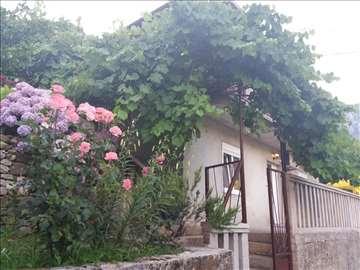 Crna Gora, Zelenika, kuća za odmor