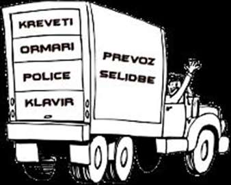 Prevoz robe i stvari