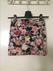Suknja na cveći Pull&Bear