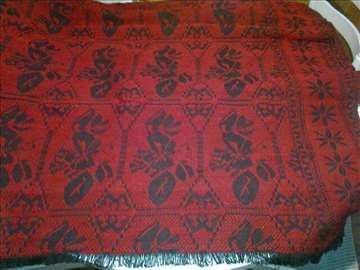 Ćilim, ručno tkanje, dimenzija 6m x 160cm