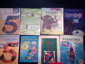 Knjige za 5. osnovne