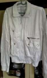 Sorbino bela jakna
