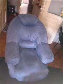 Trosed i fotelja