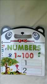 Knjiga:Numbers 1`-100,eng.