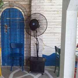 Ventilatori na vodu iznajmljivanje
