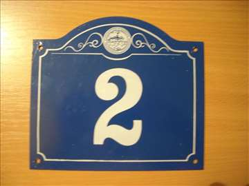 Broj za kuću