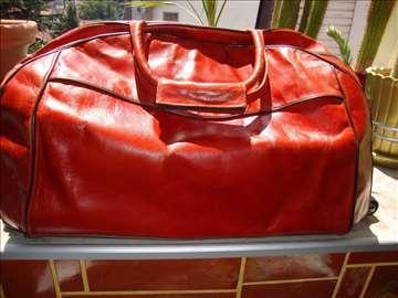 Putna torba od kamilje kože - Tunis
