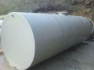 Cisterne za vodu od armiranog pooliestera
