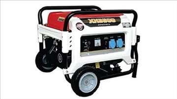 Elektroagregati monofazni benzinski 6kVA