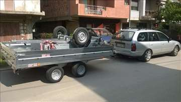 TRAILERS EUROPE AT 23020-  2000KG