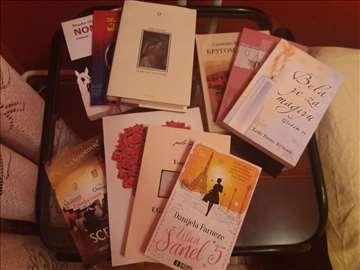 14 knjiga za 1000din