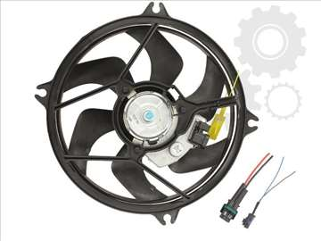 Citroen Xsara Picasso 1.6HDI Ventilator Hladnjaka