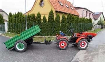 Traktor MT8-132.2  +