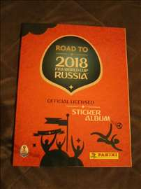 Album Road to 2018 FIFA World Cup Russia
