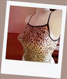 Nova kratka sexy tigrasta majica M sl.7