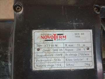 Petostepena monofazna pumpa za vodu