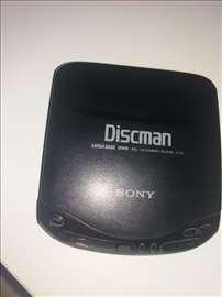 Prodajem sony diskmen