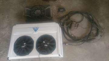 uređaj za hlađenje robe u transportu za teretna