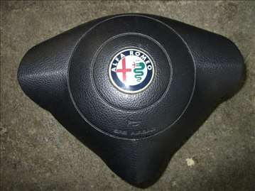 Alfa Romeo 147 airbag volana