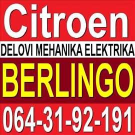 Berlingo DELOVI Citroen