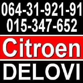 Citroen Delovi C6