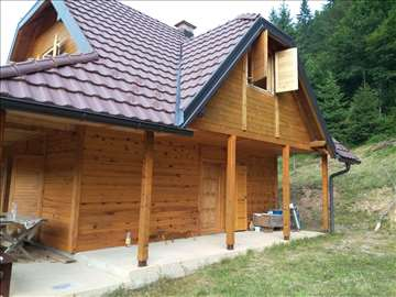 Tara, Mitrovac, kuća za odmor