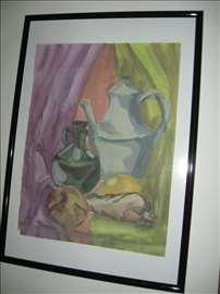 Akvarel crtež