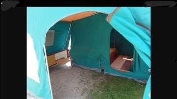 Brako kamp prikolica