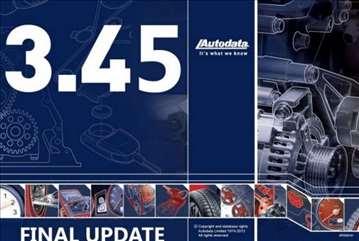 Najnovija Autodata 3.45 2015 Final Engleski