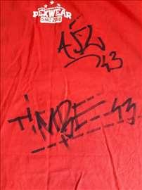 Potpisana majica, Timbe i Ajs Nigrutin, Sea Star