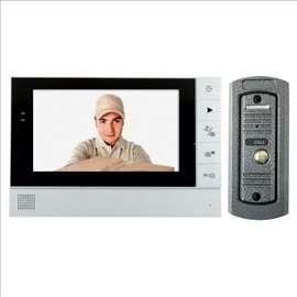 Video interfon s kolor monitorom 7 inča Prosto