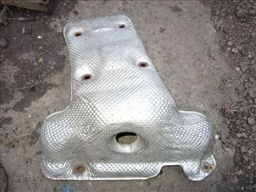 Fiat Grande Punto zaštita izduvne grane