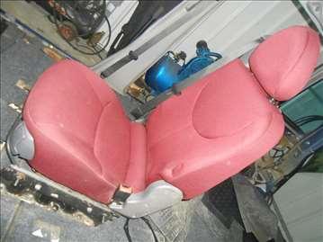 Fiat Multipla sedište